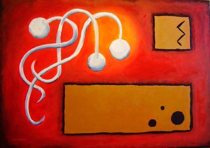 abstrakce-Velký a malý