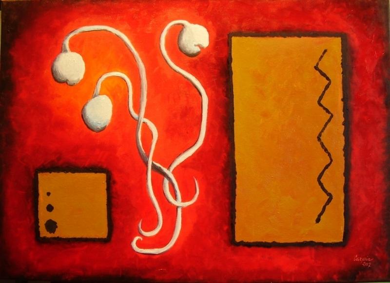 abstrakce-Malý a velký