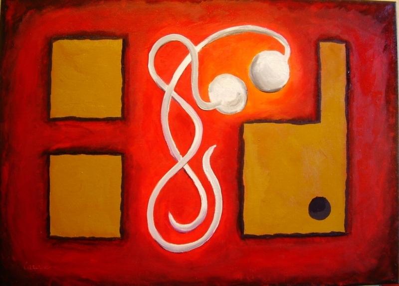 abstrakce-Malé a velký