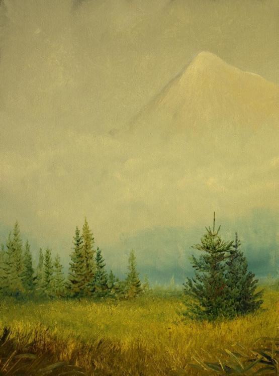 krajina-Horský štít