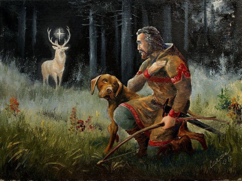 myslivost-Sv.Hubert