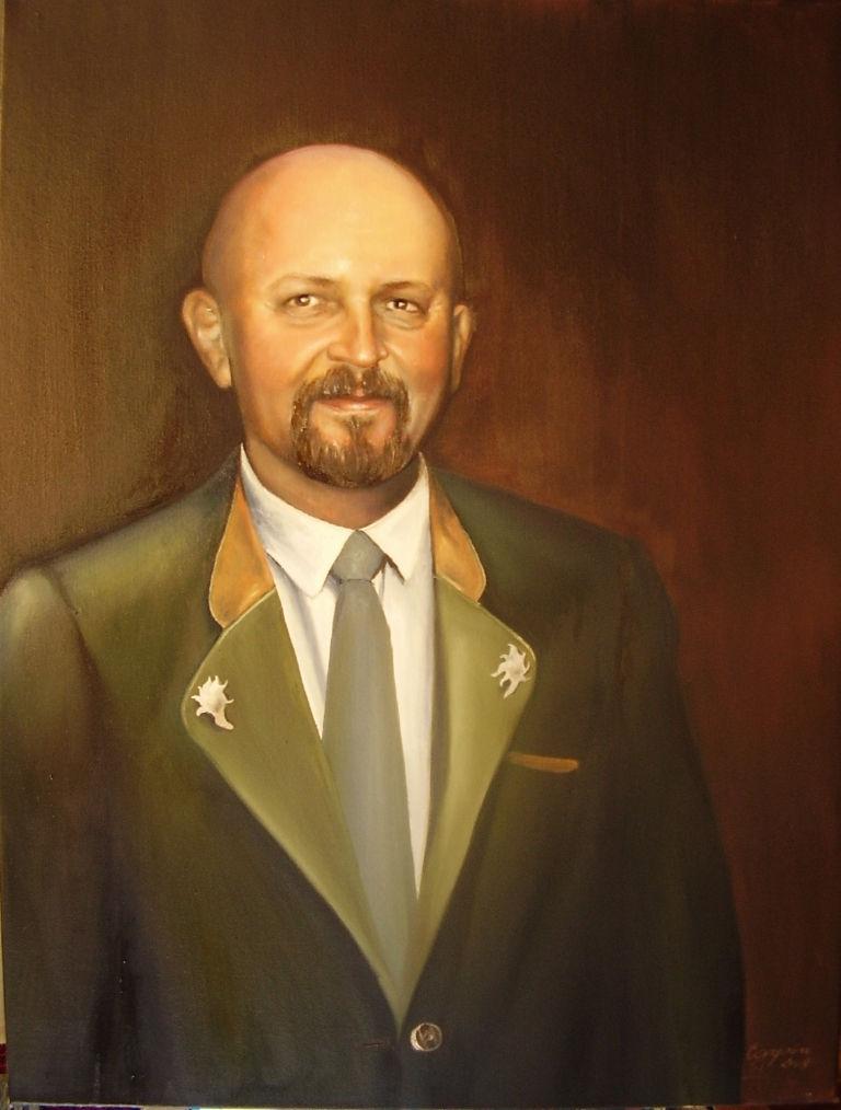 portréty myslivost-Standa (1957-2008)